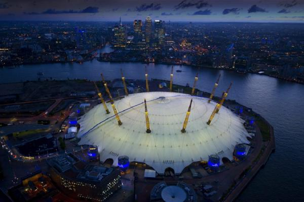 O2 Arena – London, UK
