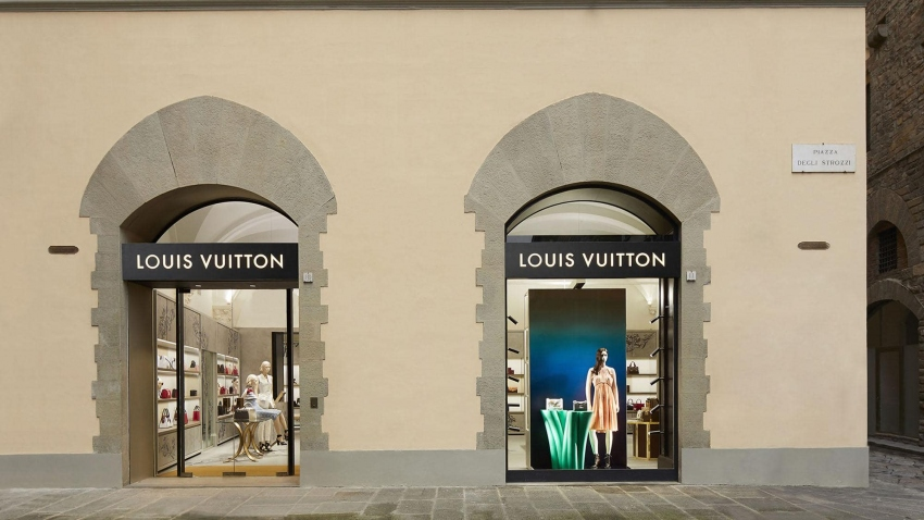 Louis Vuitton – Florence, Italy