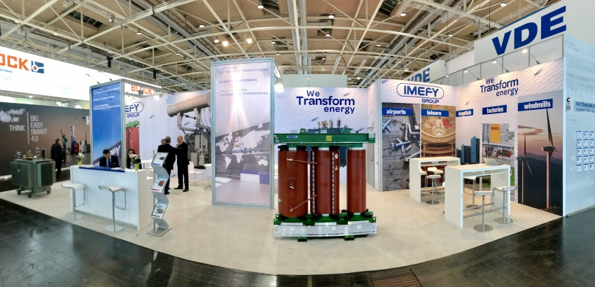 IMEFY Italy at Hannover Messe 2017