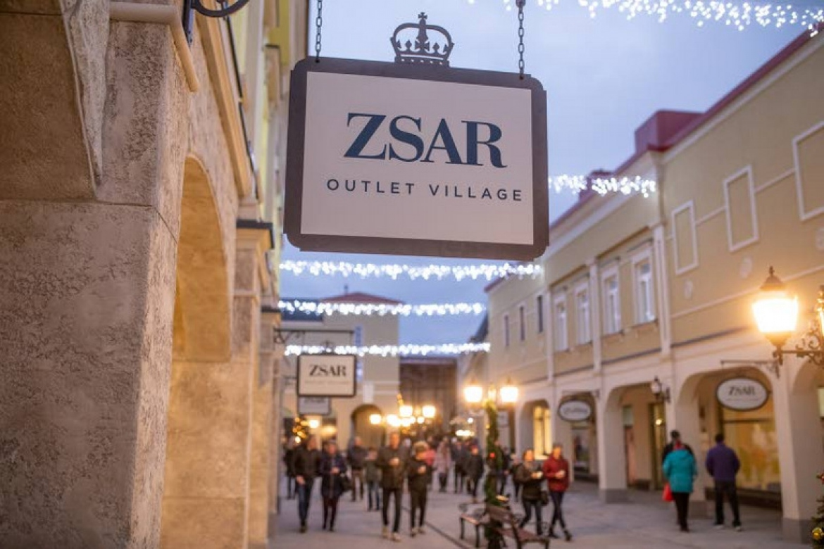 Zsar Outlet Village - Finland